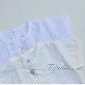 De 1 a 24m Conjunto Braga 100% algodón NEW