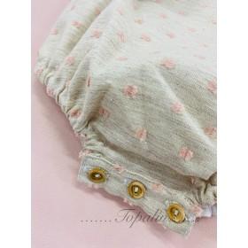 De 1 a 8 años vestido lino rayas Corina