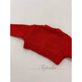 Arrullo lencero 1x1 100% algodón